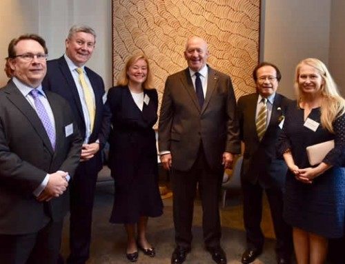 Governor-General meets with members of NFAJS and AJS-Q in Brisbane