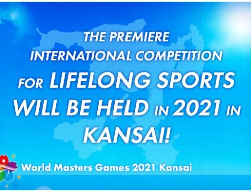 World Masters Games – Kansai 2021